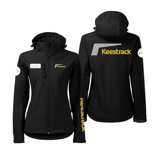 Softshell jacket women distributor L